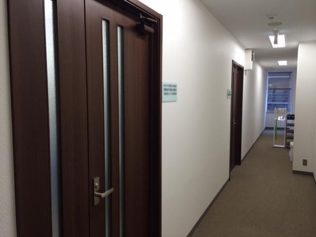 行政書士さくま事務所(入り口)